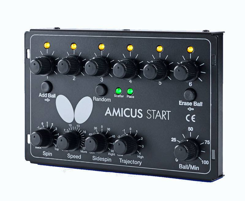 amicus start controller