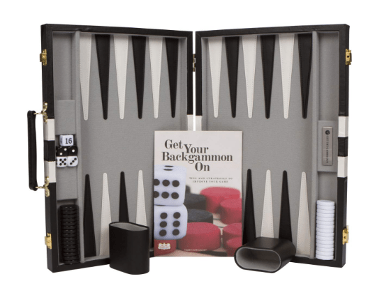 Get The Games Out Top Backgammon Set Review