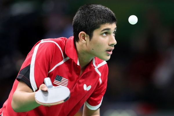 Kanak Jha - Top Table Tennis Player in USA