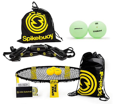 Spikeball 3 Ball Kit Bundle with Spikebuoy Review