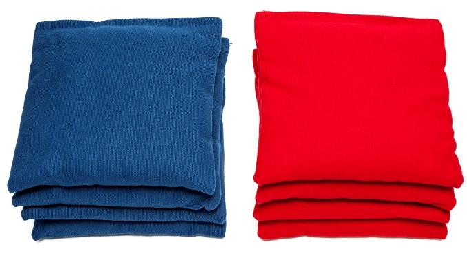 Weather Resistant Cornhole Bags (Set of 8) by SC Cornhole Review