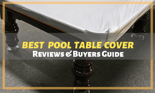 best pool table cover reviews