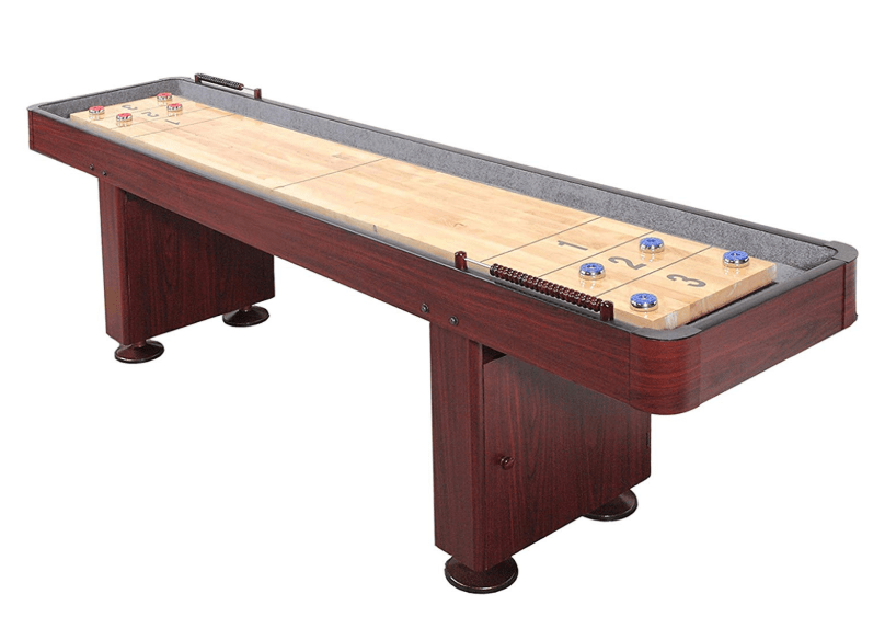 Challenger Shuffleboard Table Review