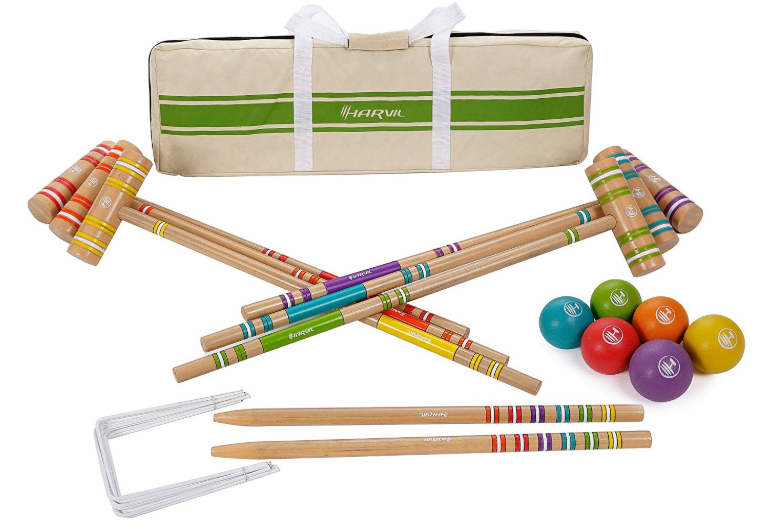 Harvil 6-Player Croquet Set Review