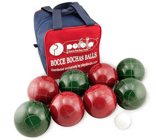 Perfetta Club Pro Bocce Ball Set 107mm Made in Italy Review
