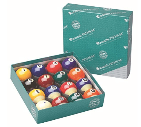 Aramith Premium Belgian Pool Ball Set Review
