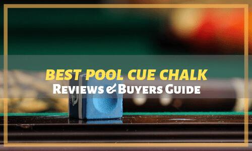 Best Pool Cue Chalks Reviewed