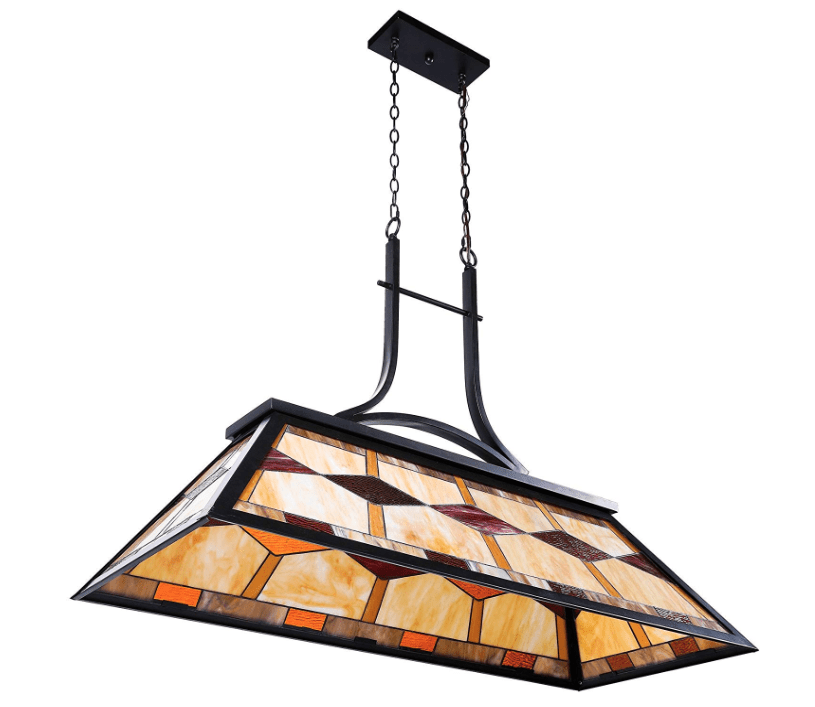 CO-Z Pool Table Light, Billiard Hanging Lighting Fixture Review
