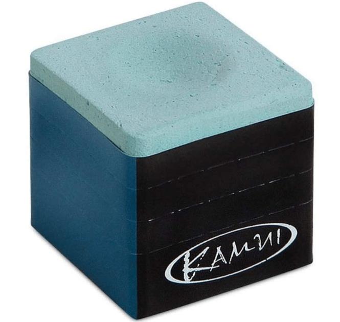KAMUI Pool cue Billiard Chalk 1.21 Beta