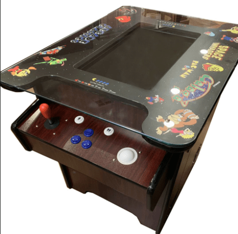 ABVIDEO Inc. 412 Arcade Machine / w TRACK BALL