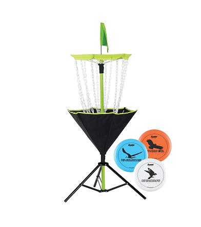 Franklin Sports Disc Golf Set