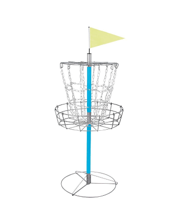 Yaheetech Portable Disc Golf Basket