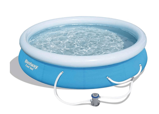 "Bestway 12' x 30"" Inflatable Above Ground Pool"