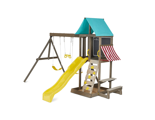 KidKraft Wooden Newport Outdoor Playset