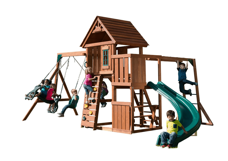 Swing-N-Slide PB 8272 Cedar Brook Play Set