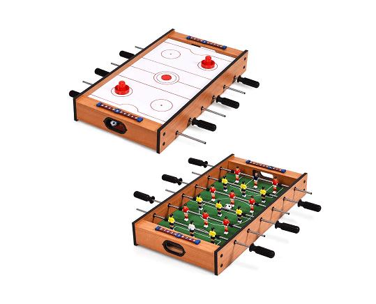 Giantex 2-in-1 Multi Game Table