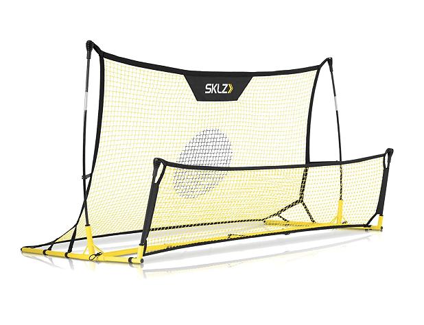 SKLZ Quickster Soccer Trainer Portable Soccer Rebounder Net