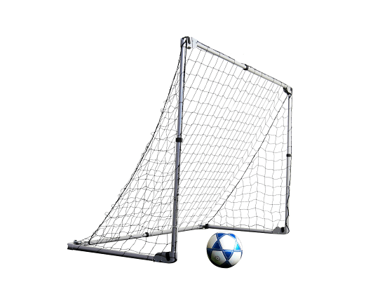 Lifetime Steel Soccer Goal with Adjustable Height
