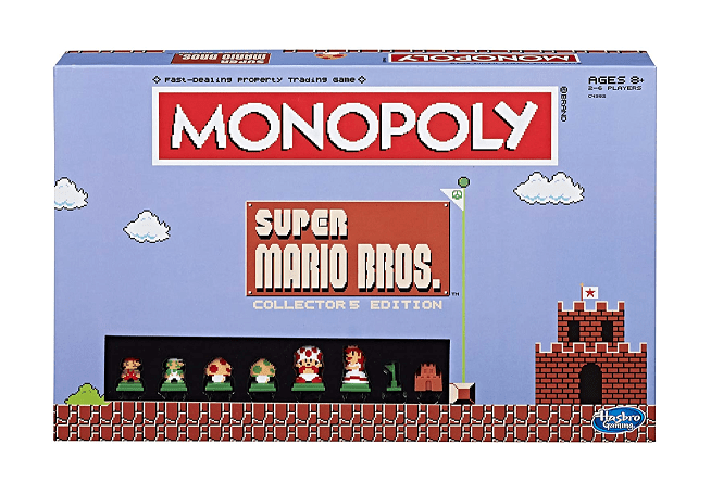Monopoly: Super Mario Bros Collector's Edition