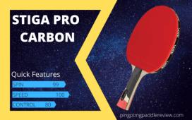 Stiga Pro Carbon