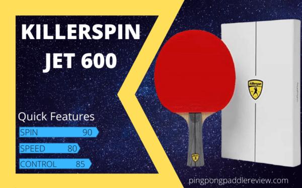Killerspin Jet 600