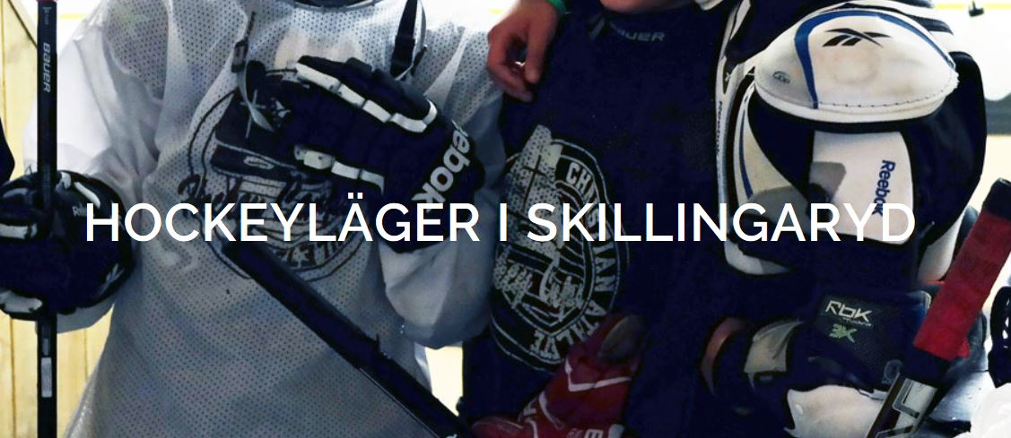 Hockeyläger i Skillingaryd