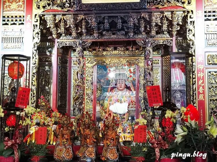 彰化景點|南瑤宮 百年古蹟廟宇 彰化市最著名的媽祖廟