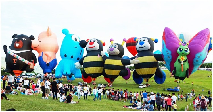 2021 鹿野高台熱氣球|台東熱氣球嘉年華開跑囉~無繫留的熱氣球好酷~活動內容/票價/交通資訊懶人包(2021/07/03~08/16)