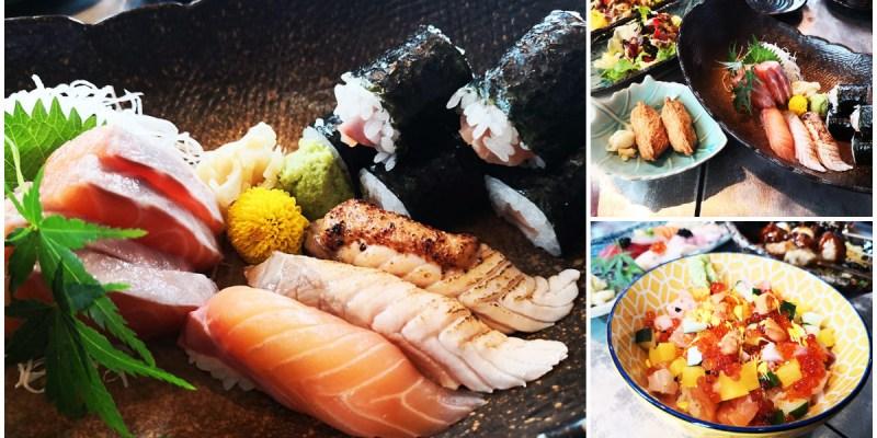 新加坡美食|航空壽司 新加坡第一家DC-3飛機主題餐廳 武吉式特色日本料理
