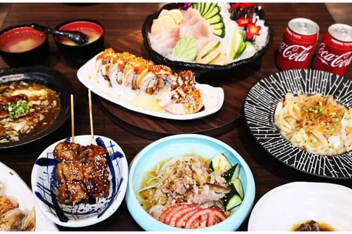 鰭十二日式料理|澎湖美食 菊島之星內的日本料理職人金賞 日式料理吃到飽