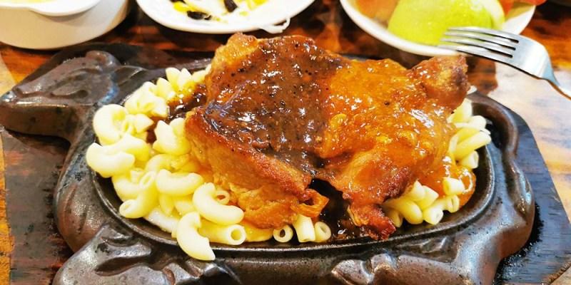 員林牛排 員林慶豐牛排自助吧吃到飽 西餐廳的回憶