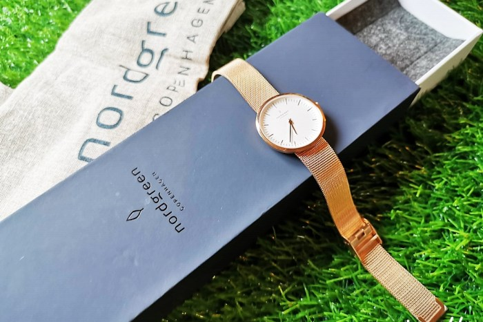 Nordgreen北歐極簡手錶|丹麥設計經典手錶 時尚腕錶百搭款 專屬85折扣碼「pingu85」