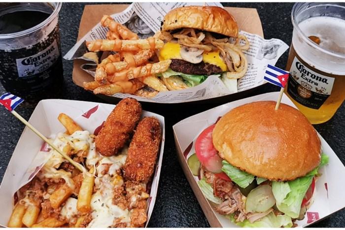 2020府城漢堡節 呷堡沒?大口吃漢堡 飲料/酒精飲品無限暢飲