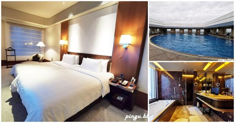 台北住宿|Shangri-La Taipei 香格里拉台北遠東國際大飯店 豪華閣貴賓廊全天供應點心
