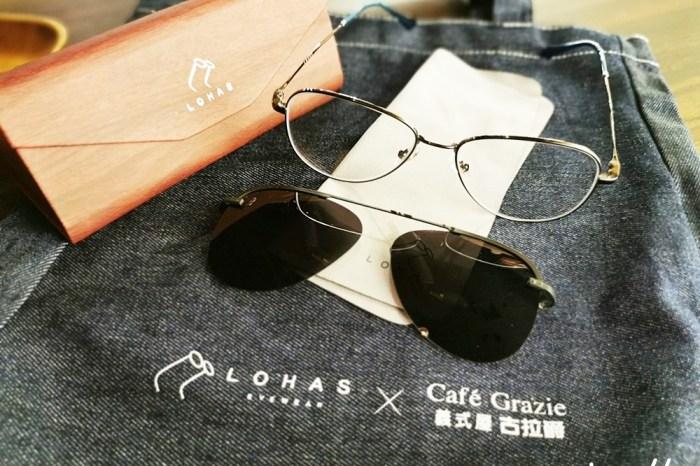 樂活眼鏡|線上商城360度商品展示 價格透明 客製化加購升級 年年換新保固專案只要200元
