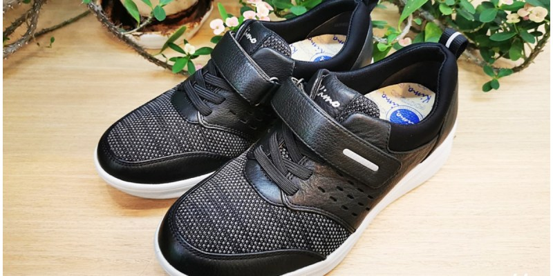 Kimo德國品牌健康 足弓支撐專利鞋 穿起來舒適又有型