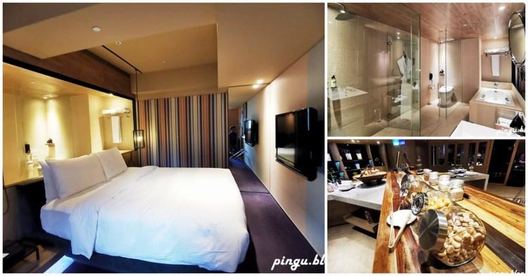 台北住宿 HOTEL QUOTE Taipei闊旅館 台北精品旅館 近捷運台北小巨蛋站