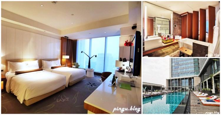 台北住宿|台北W飯店 W Hotel Taipei 萬豪集團旗下等級6飯店