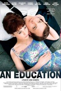 L'affiche originale du film «An Education»