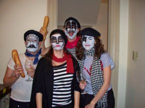Jeux de Mots - COSTUME HALLOWEEN 06 - FrenchKiss