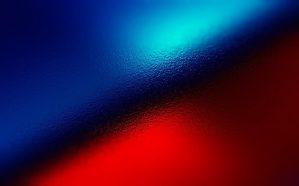 Μπλε και κόκκινο