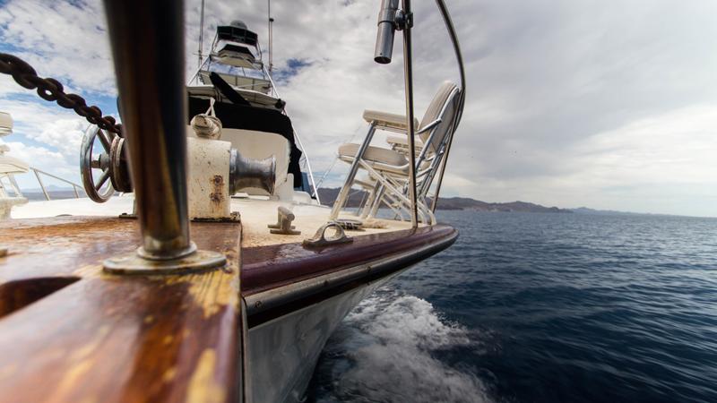 Εργασία σε ένα Yacht