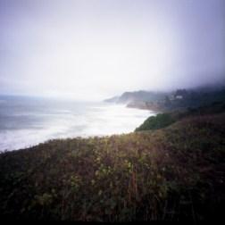 A foggy view. Zero 2000 and Portra 160