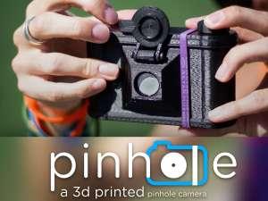 Pinhole Printed