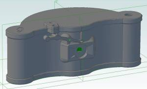 Clipper CAD drawing