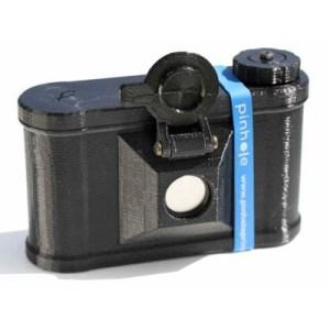 Flyer 6x6 Pinhole Camera