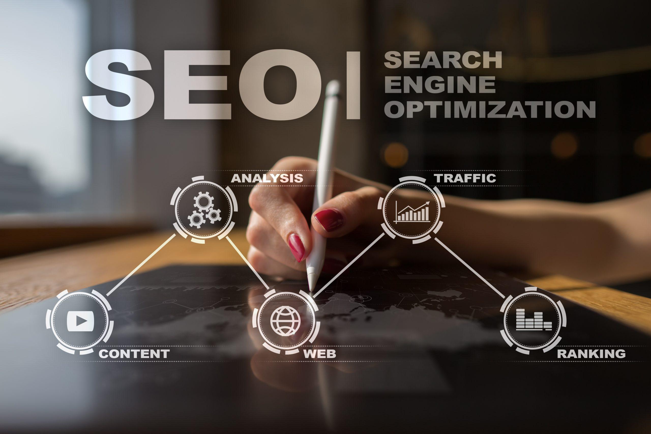 Suchmaschinenoptimierung Werbeagentur