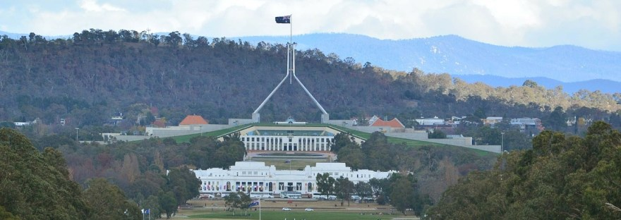 canberra parliament house politics politicians