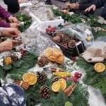 TRADITIONAL CHRISTMAS DOOR WREATH WORKSHOP