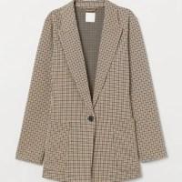 Jersey Jacket – H&M